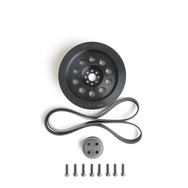 CTS Turbo Supercharger Dual Pulley Upgrade Kit 187mm 3.0T