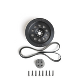 CTS Turbo Supercharger Dual Pulley Upgrade Kit 192mm 3.0T