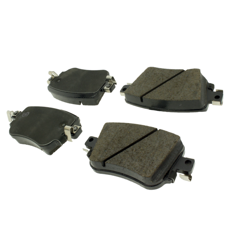 Centric PosiQuiet Ceramic Rear Brake Pads 105.17790