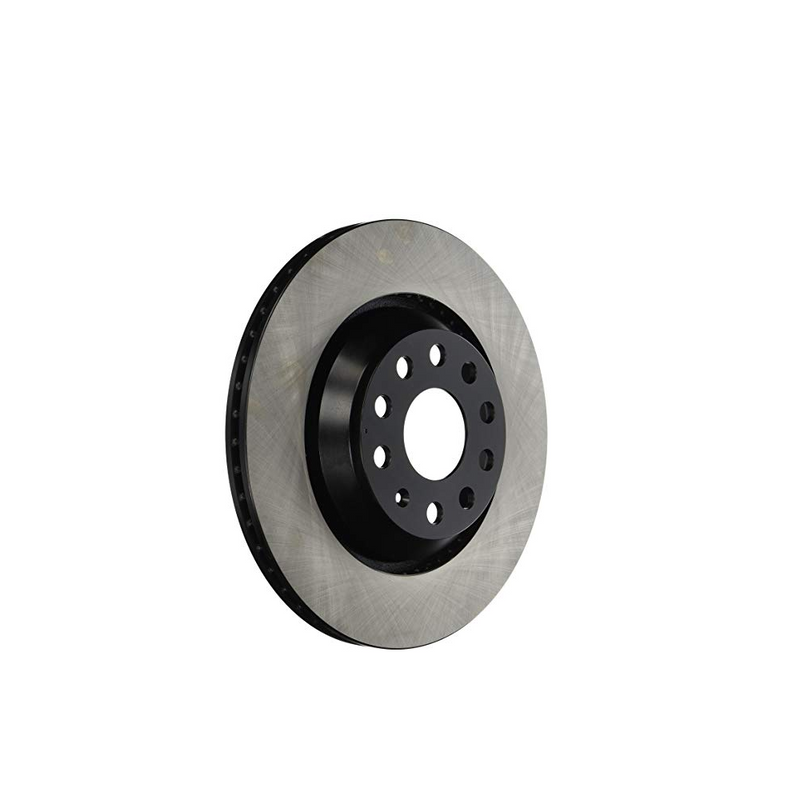 Centric Rear Rotors 253x10