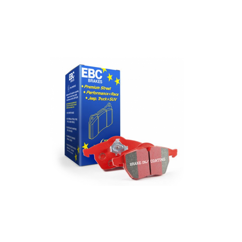 EBC RedStuff Performance Rear Brake Pads DP32075C