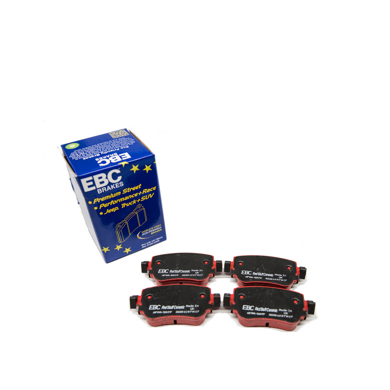 EBC RedStuff Performance Rear Brake Pads DP32173C