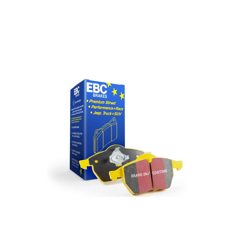 EBC YellowStuff Performance Rear Brake Pads DP42004R