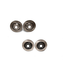 Emmanuele Design Rear Rotors Slotted 310x22mm