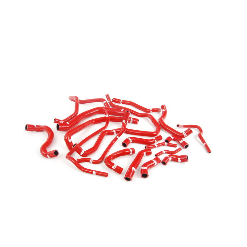 Forge Silicone Coolant Hose Kit MK7 GTI · R