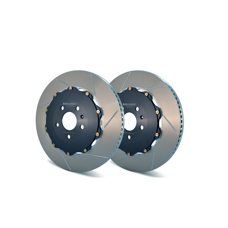GiroDisc Front Rotors Slotted 8S TT RS