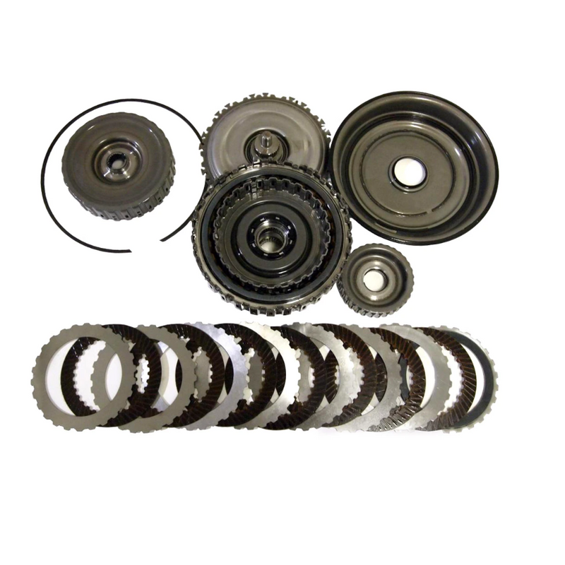 HPA DSG Stage 1 Performance Clutch Pack DQ250 · DQ381