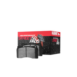 Hawk Performance HPS 5.0 Rear Brake Pads HB544B.628