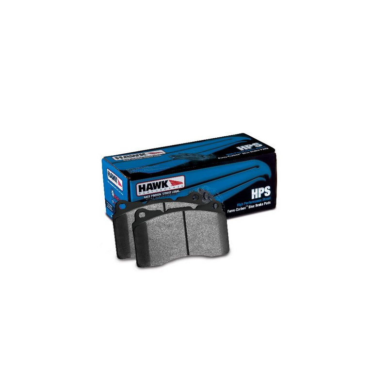 Hawk Performance HPS Rear Brake Pads HB642F.658