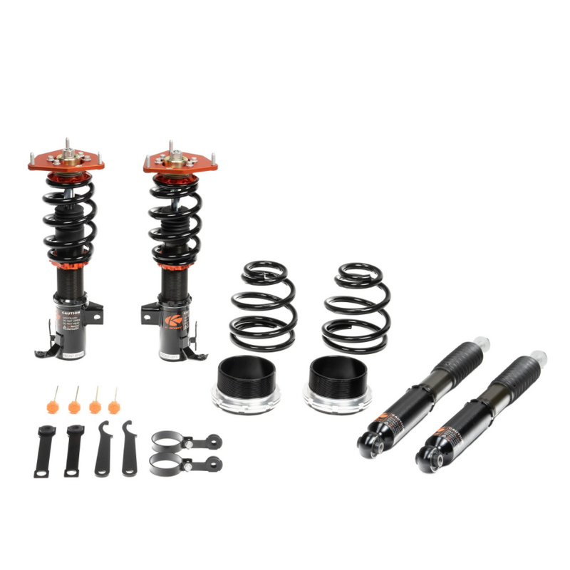 KSport Asphalt Rally Spec AR Coilovers MK5 · MK6 · 1K · 1B · 8P