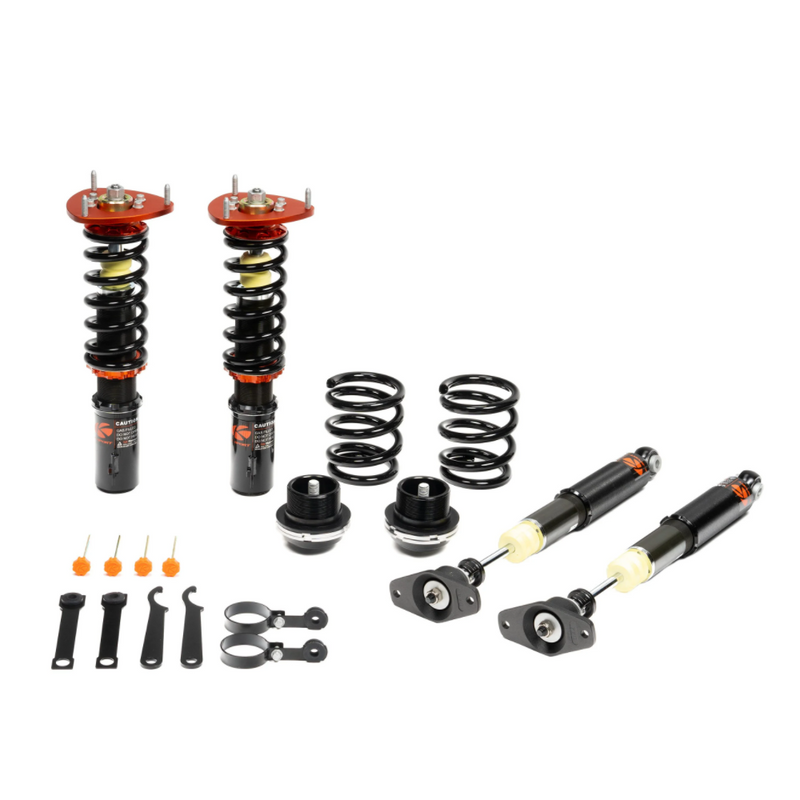 KSport Version RR Road Race Coilovers MK5 · MK6 · 1K · 1B · 8P