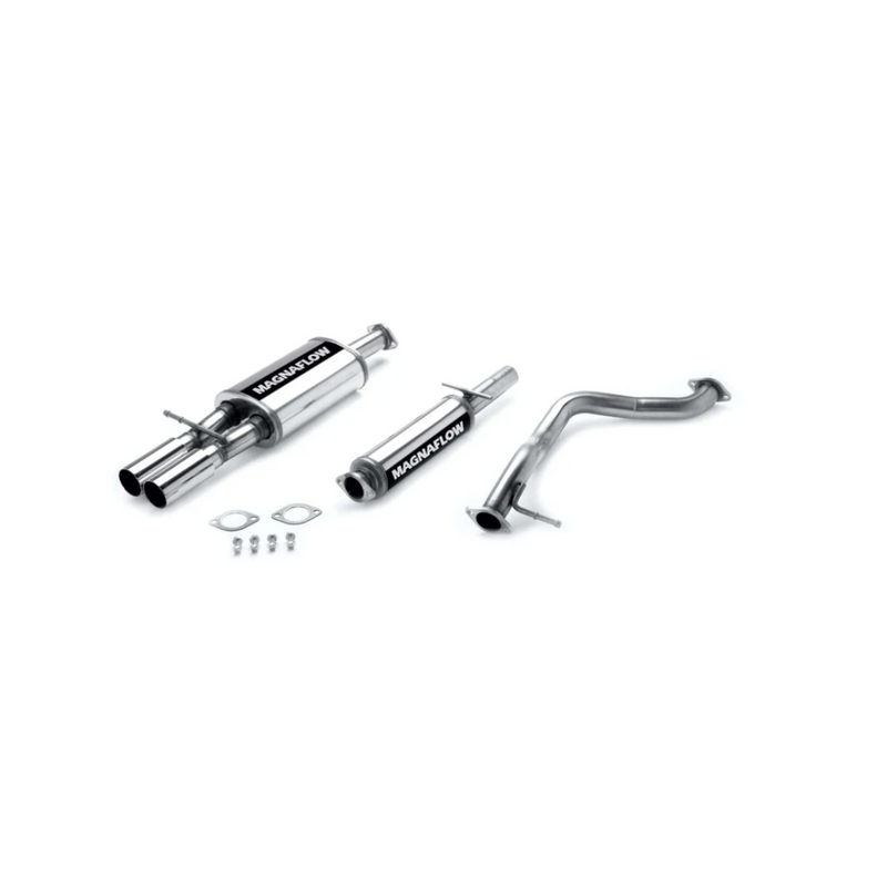 MAGNAFLOW Exhaust System Dual Tips MK4 · MK1 1.8T · VR6