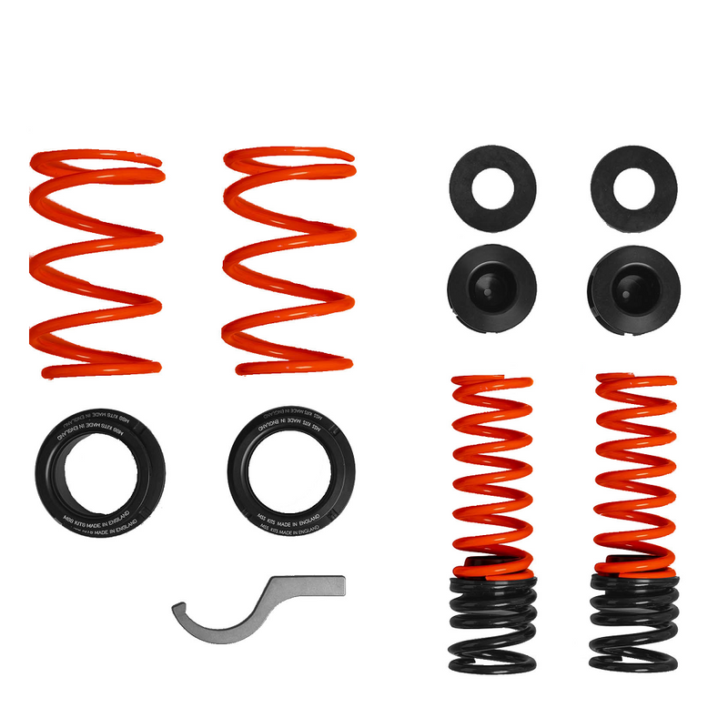 MSS Fully Adjustable Track Springs MK7 R
