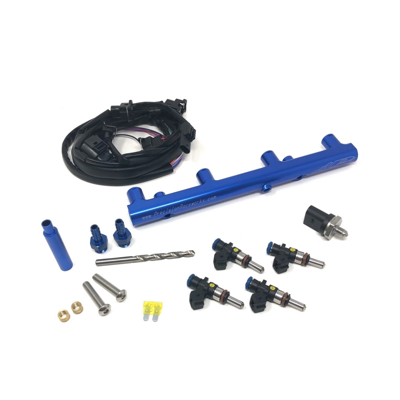 Precision Raceworks Port Injection Kit MQB