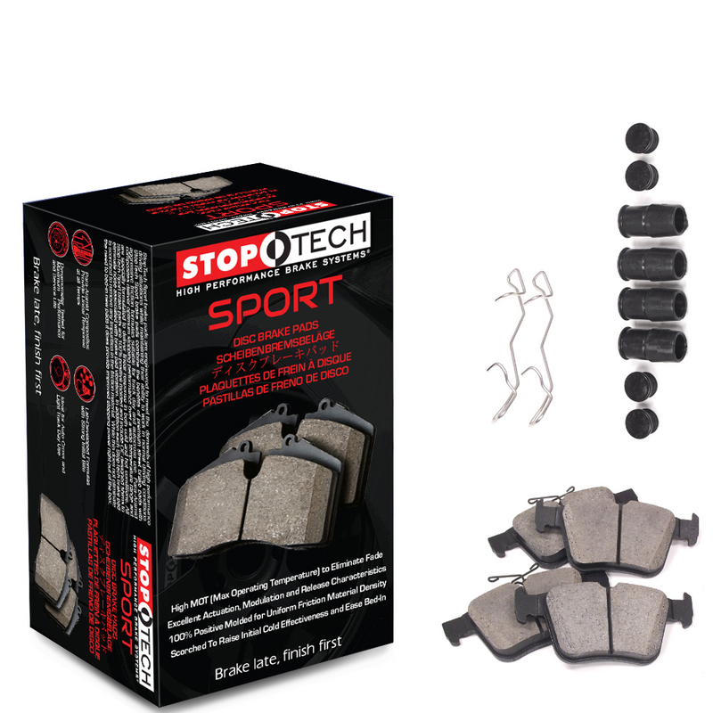 STOPTECH Sport Performance Rear Brake Pads 309.17610