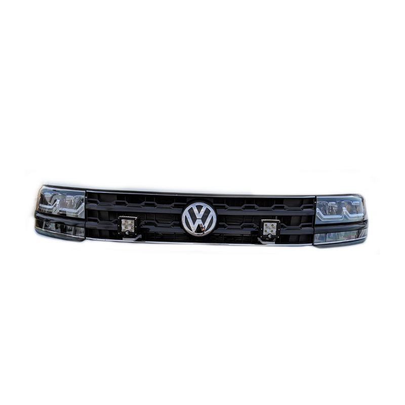 Smith VW Blackout Front Grille + Headlight Trim MK1 Atlas
