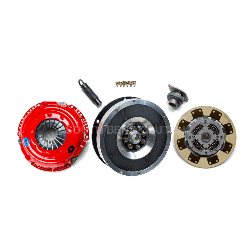 South Bend Stage 3 Endurance Clutch Kit B8 S4 · S5