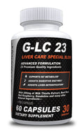 Gracie Essentials G-LC 23 Liver Detox Supplement