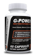 Gracie Essentials G-POWER MAN DAILY MULTI VITAMIN