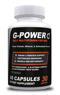 Gracie Essentials G-POWER MAN DAILY MULTIVITAMIN