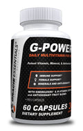 Gracie Essentials G-POWER WOMAN DAILY MULTI VITAMIN