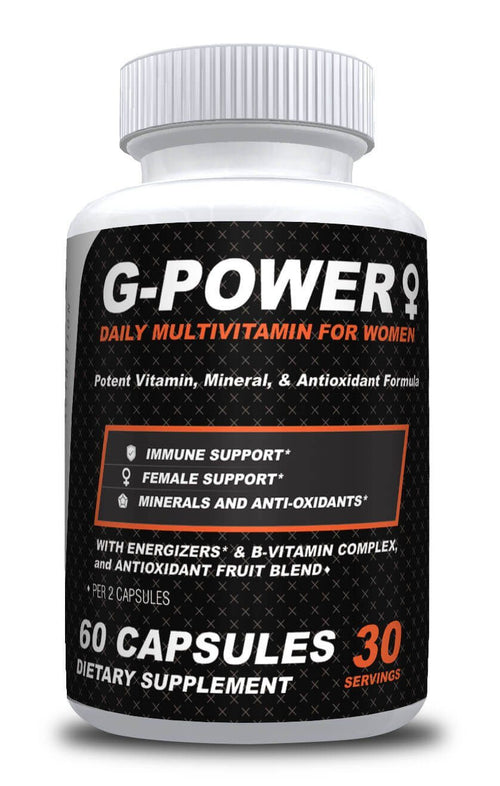 Gracie Essentials G-POWER WOMAN DAILY MULTIVITAMIN