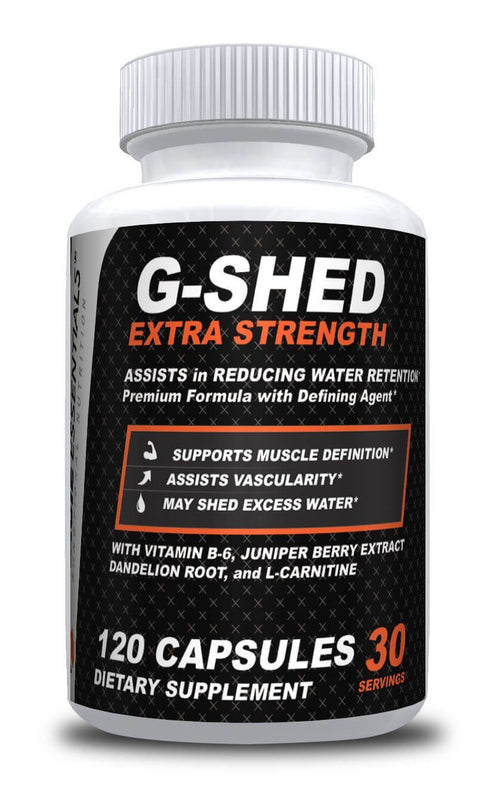Gracie Essentials G-SHED EXTRA STRENGTH