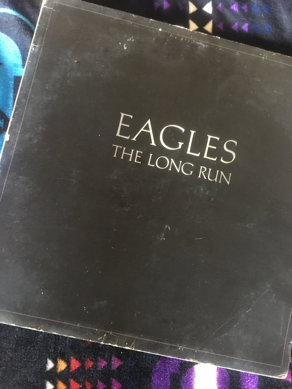 EAGLES THE LONG RUN