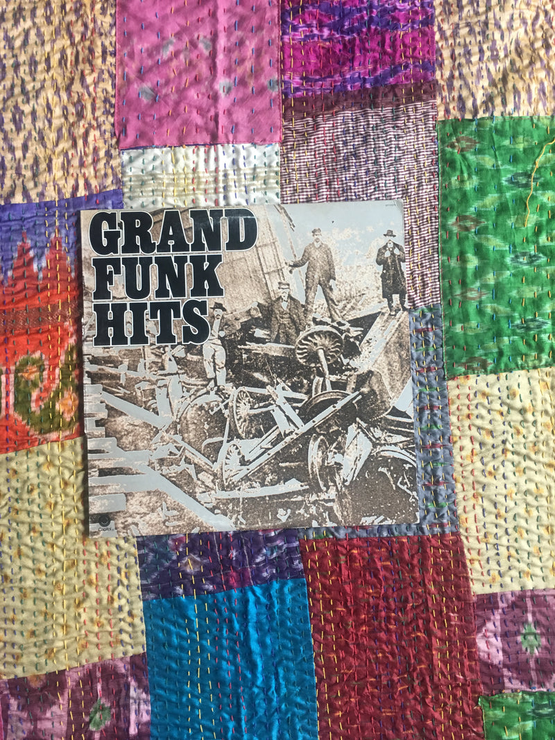 GRAND FUNK RAILROAD GREATEST HITS VINYL