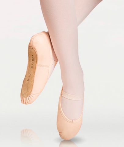 Bloch Giselle Leather Ballet Shoes - Ladies
