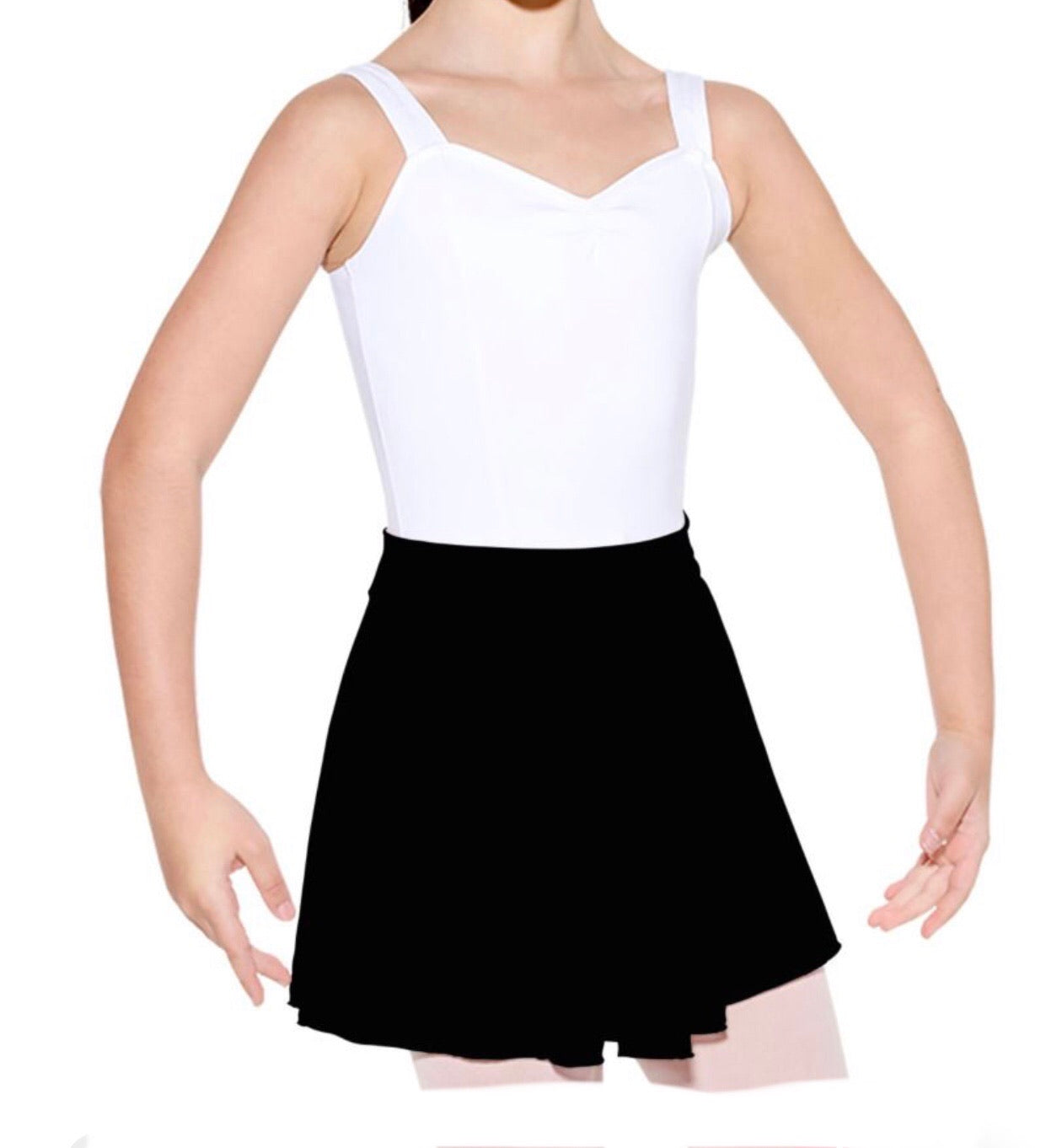 So Danca Belluno Child Pull On Skirt - Child