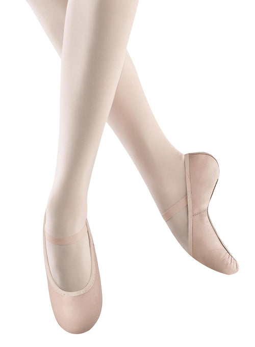 Bloch Belle Leather Ballet Shoes - Child