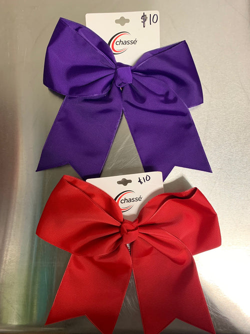 Chasse Cheer Bows