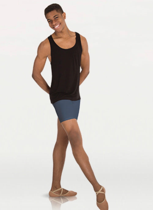 Body Wrappers Men's Dance Shorts