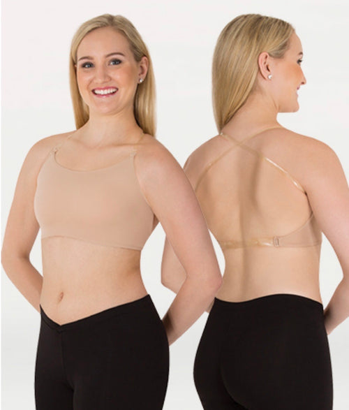 Body Wrappers Total Stretch Bra - Adult