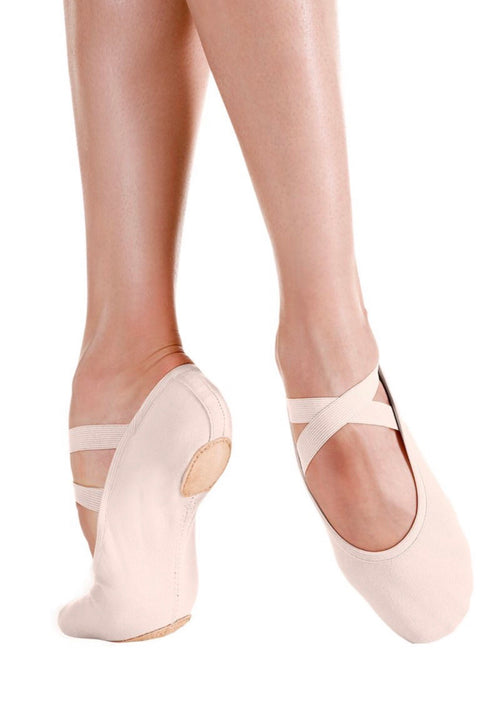 "So Danca ""Brio"" Pro Stretch Canvas Ballet Slipper"