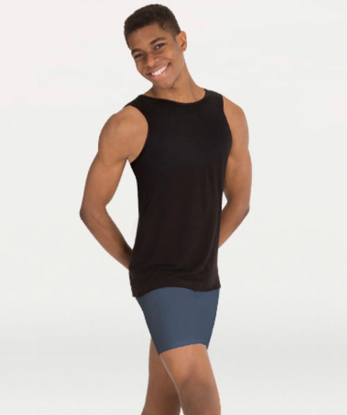 Body Wrappers Tank Pullover - Men's