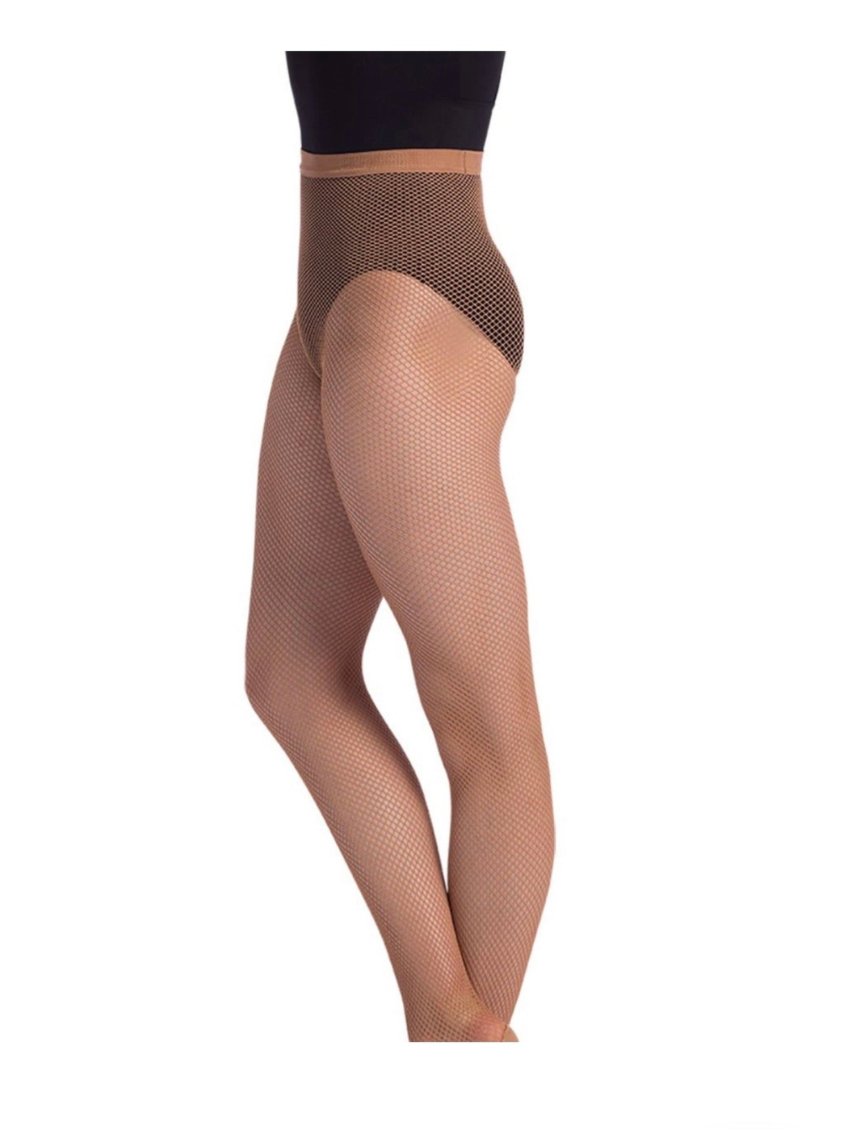 So Danca Fishnet Tights - Child