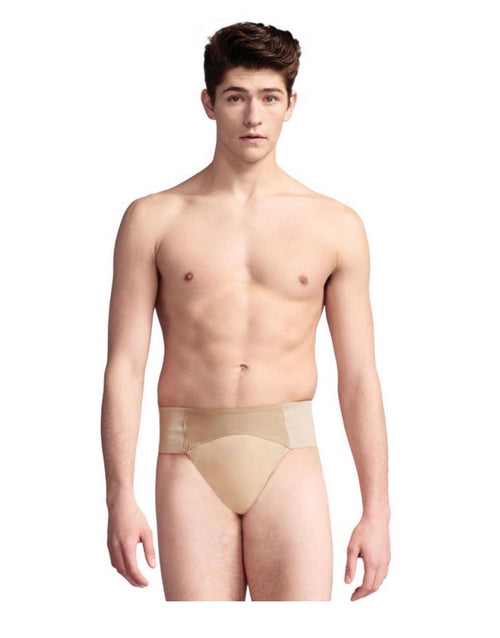 Capezio Quilted Panel Dance Belt - Men