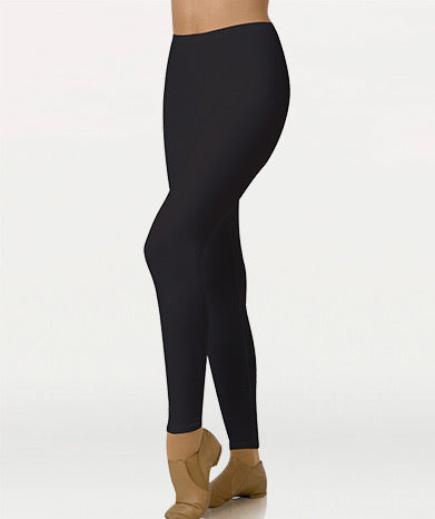 Body Wrappers High Waisted Leggings- Adult