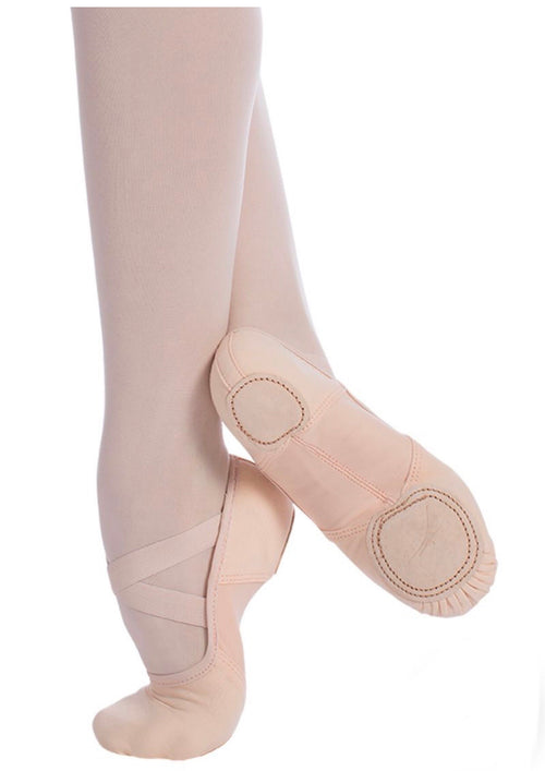 "So Danca ""Bellamy"" Super-Pro Split Sole Stretch Canvas"