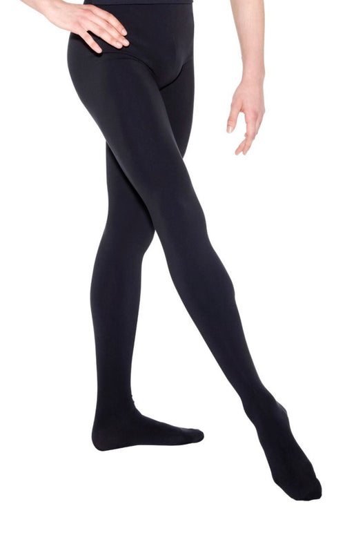 So Danca Opaque Footed Tights - Men's