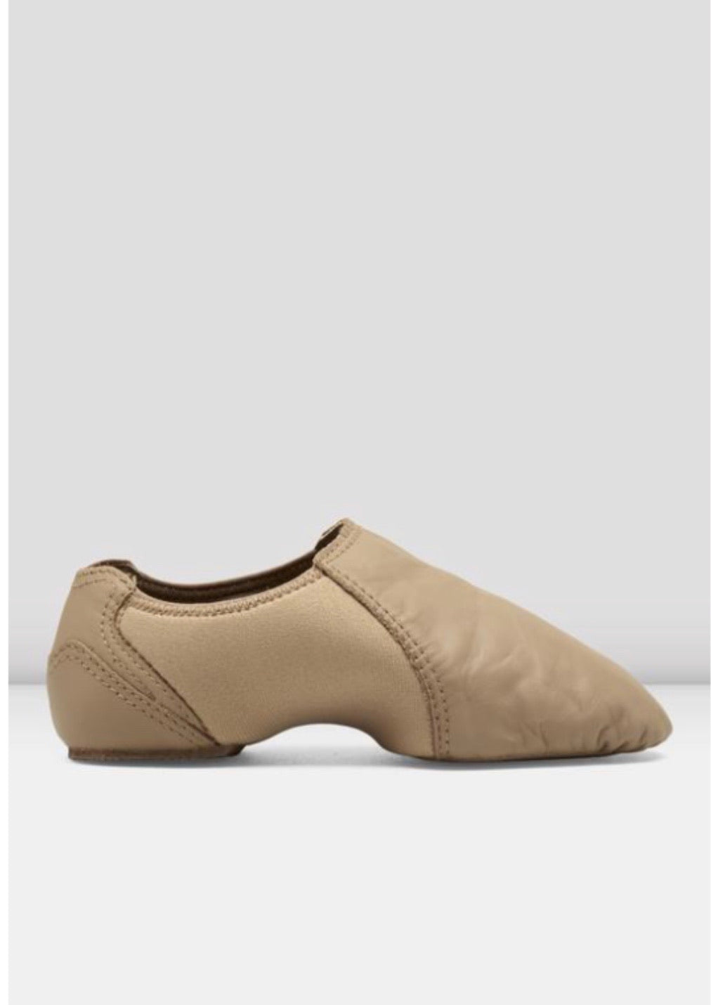 Bloch Spark Leather & Neoprene Jazz Shoes