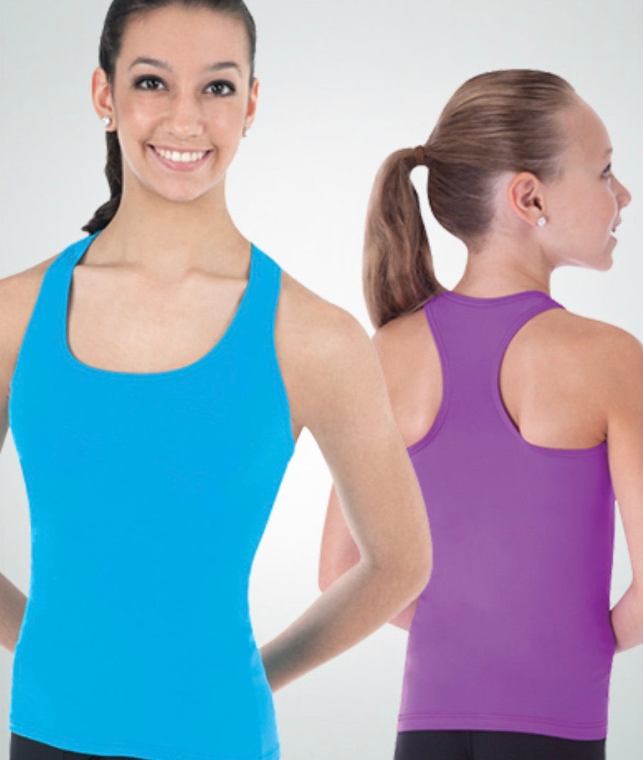 Body Wrapper Tank - Rzrbck - Adult