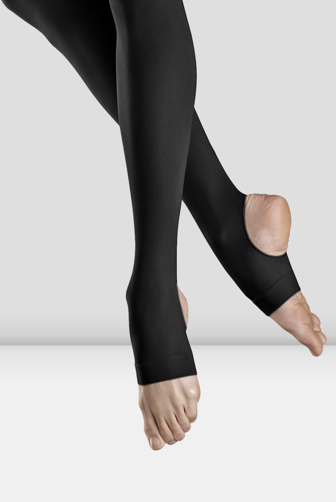 Bloch Endura Stirrup Tights - Child
