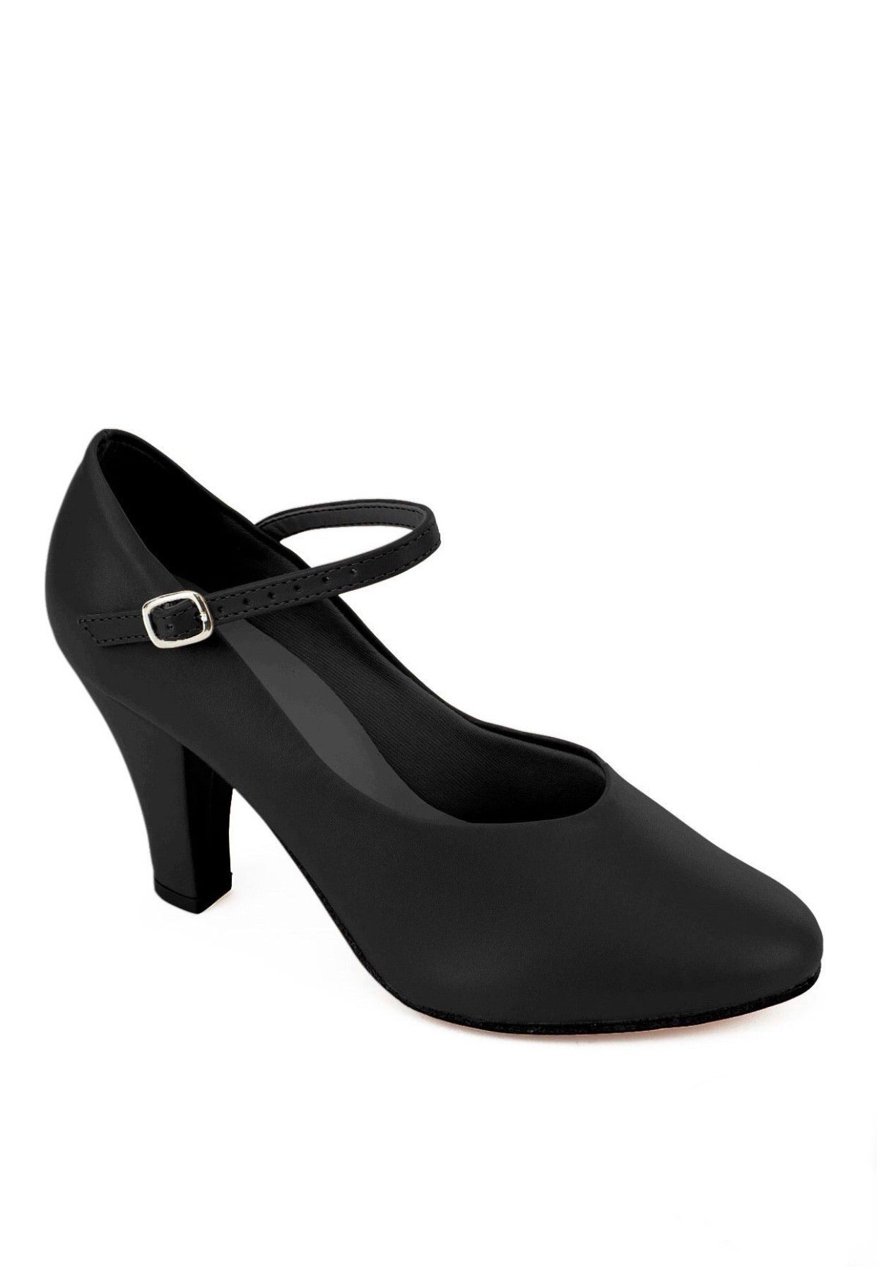 "So Danca ""Chloe"" 3"" Braced Heel Character Shoe"