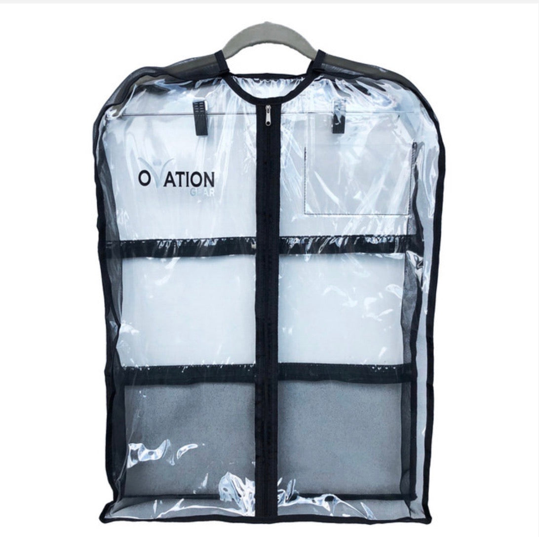 Ovation Short Gusseted Garment Bag