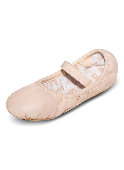 Bloch Giselle Leather Ballet Shoes - Child