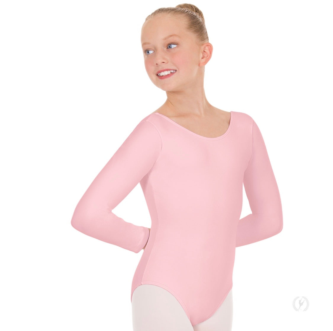 Eurotard Long Sleeve Leotard - Child
