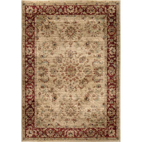 Orian Rugs American Heritage Collection Promenade Off-White Area Rug
